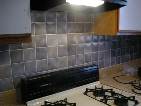 paint tile backsplash how to paint a tile backsplash my budget solution
