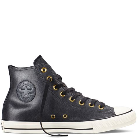 Converse Ct Miller High Tops converse chuck all vintage leather black