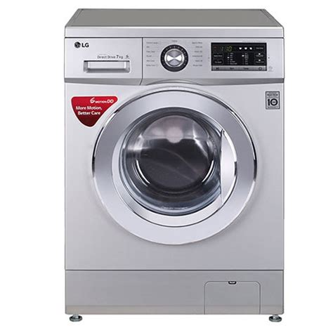 Lg Washing Machine With Built In Mp3 Player by Lg Fh0g6qdnl42 Price Specifications Features Reviews