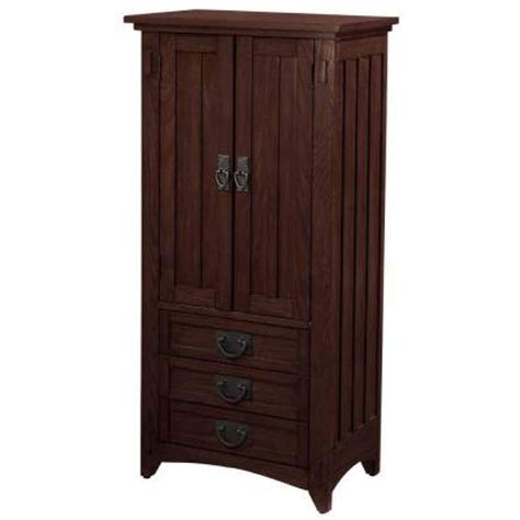 home decorators jewelry armoire home decorators collection artisan macintosh oak jewelry