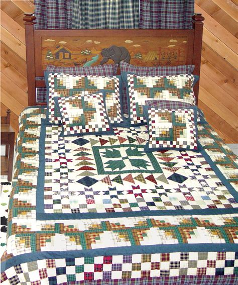 Creek Quilting by Creek By Patchmagic Quilts Beddingsuperstore