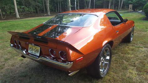1970 camaro ss 454 1970 split bumper camaro ss big block 454 no reserve