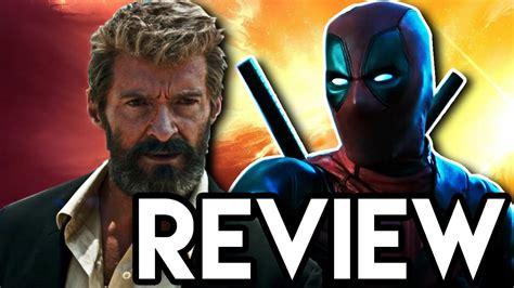 deadpool 2 review embargo logan review x 24 vs wolverine deadpool 2 teaser trailer