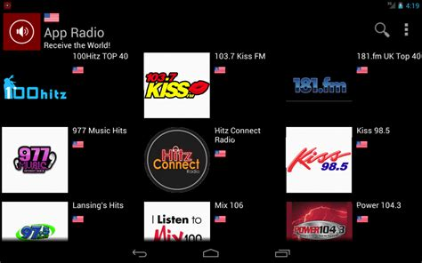radio app for android app radio apk for android aptoide
