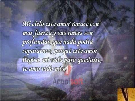 imagenes de amor que digan te amo wendy poema te amo wmv youtube