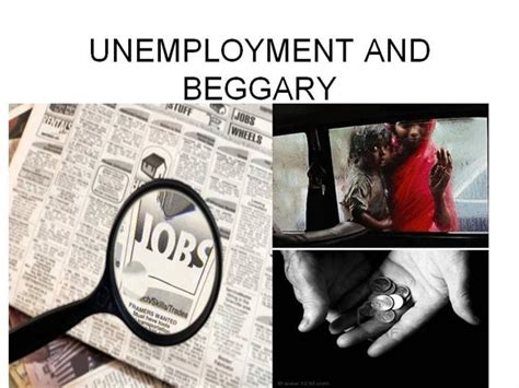 powerpoint templates unemployment unemployment and beggary ppt new authorstream