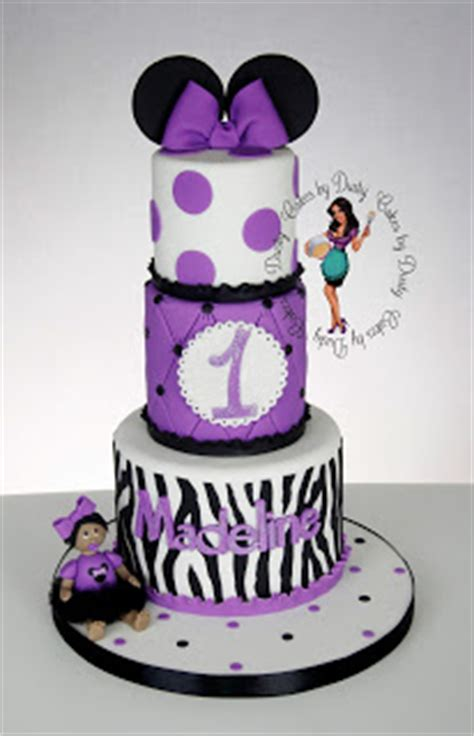 Madeline Dusty cakes by dusty madeline s purple minnie mouse cake