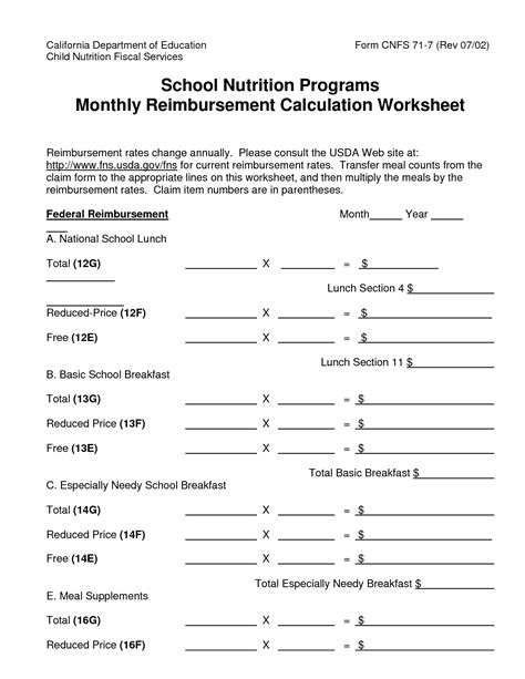 activity sheets for high school students day of