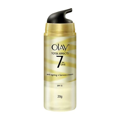 Olay Total Effect 7inone Anti Ageing Fairness total effects 7 in 1 anti ageing fairness olay