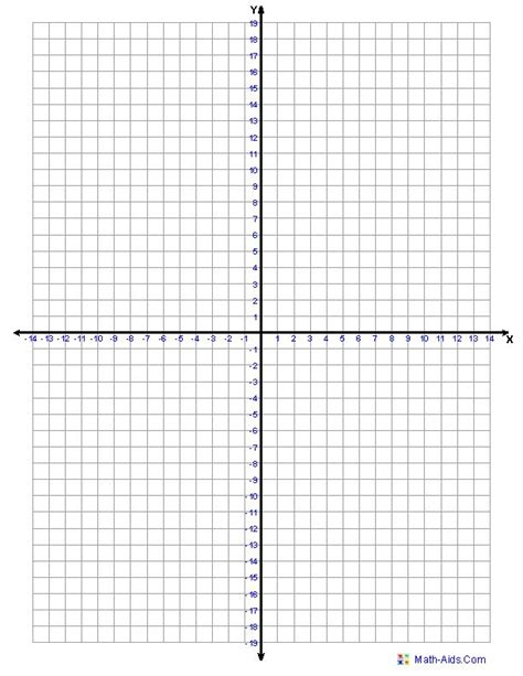 printable quadrant graphs four quadrant graph paper one graph per page math