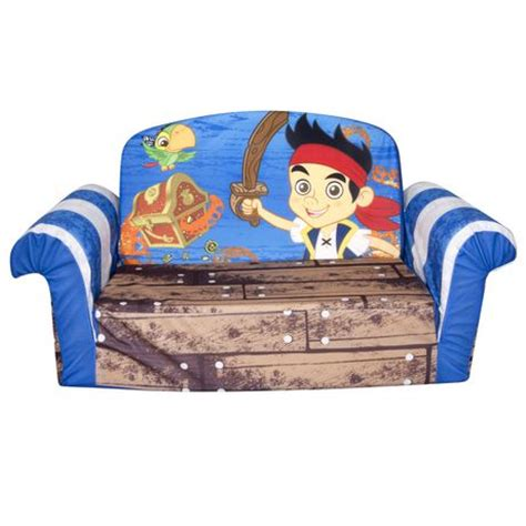 marshmallow flip open sofa jake the neverland