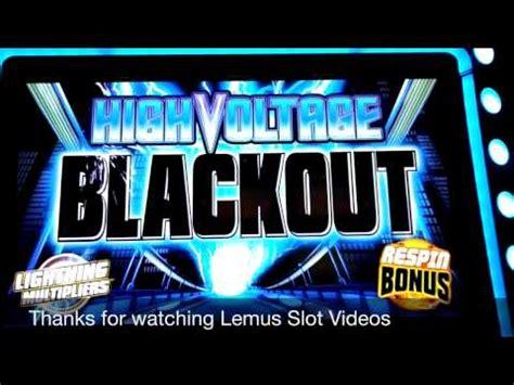 high voltage blackout slot machine high voltage blackout slot machine