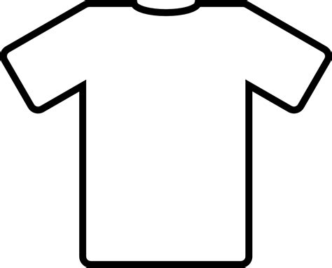 187 white t shirt coloring book colouring sheet page