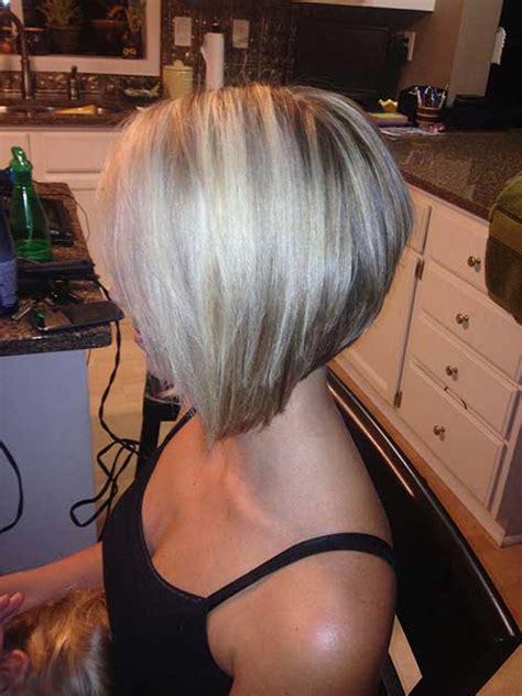stacked bob with bangs 20 best stacked layered bob bob hairstyles 2017 short