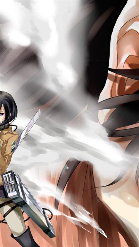 mikasa ackerman anime wallpaper  desktop