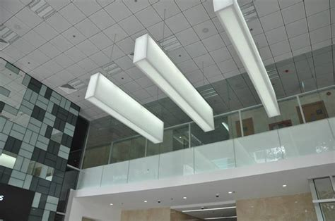 dropped ceiling light box modular light panels