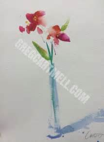 simple watercolor flowers pictures to pin on pinterest