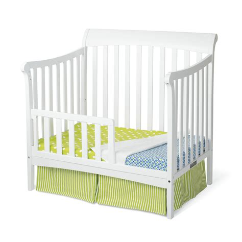 Crib Convertible Toddler Bed Coventry Mini 4 In 1 Convertible Crib Child Craft