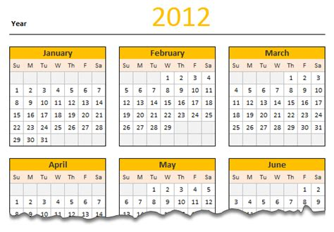 2012 calendar template excel experts 2012 calendar excel template downloads