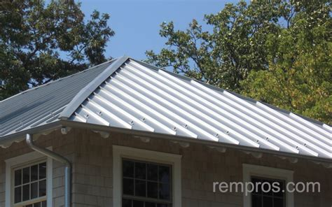 Stainless Steel Kitchen Cabinets Cost Standing Seam Metal Roof