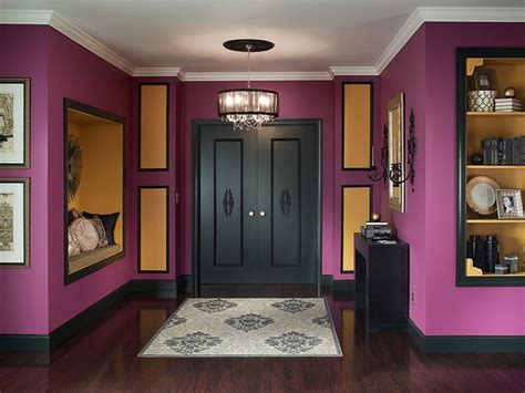 behr paint colors magenta are you daring enough for a sizzling magenta dramatic