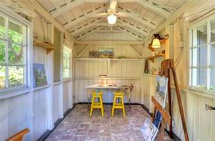 Shed Interior Design by 43 She Shed Cave Ideas The Answer To The