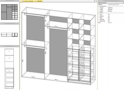 Wardrobe Drawing Software by Wardrobe Drawing Software 28 Images Europe White
