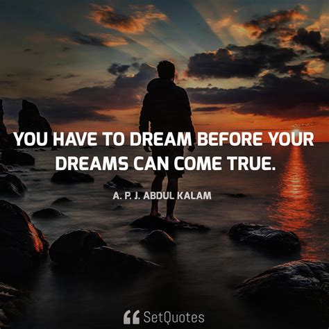 before your you to before your dreams can come true