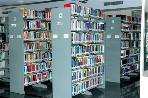 reference section of the library library reference section in juet guna