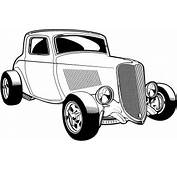 Hot Rod Cliparts  And Others Art Inspiration
