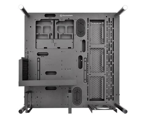 Casing Thermaltake P3 Black thermaltake p3 chassis review page 2 of 4 funkykit