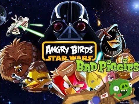 Bd Ps4 Angry Birds Starwars Bnib angry birds bad piggies free