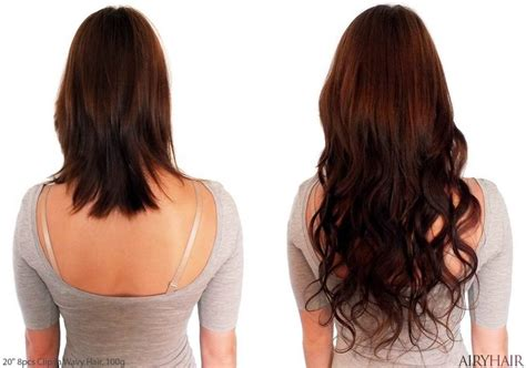 cheap thick clip in hair extensions extensions for thinning hair on top of headhair extensions