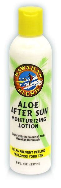 Hb Lotion hb aloe after sun moisturizing lotion hawaiigifts