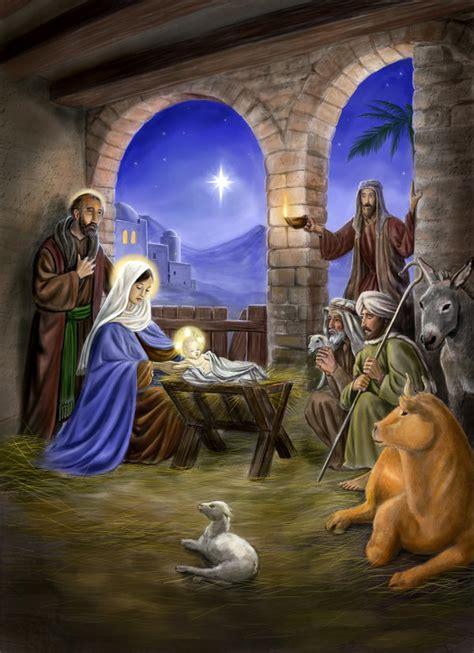 christmas nativity art xcitefunnet