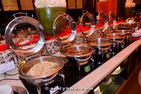 dinner buffet ramadan buffet dinner at tonka bean cafe impiana hotel