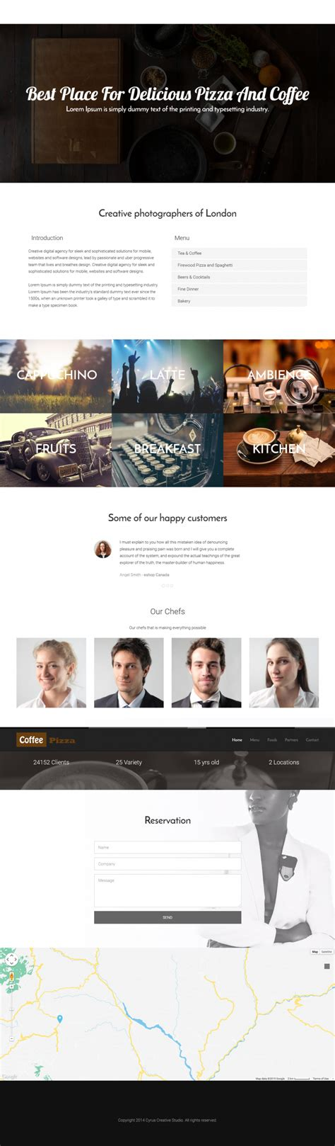 bootstrap themes restaurant free download free bootstrap theme for restaurant free templates online