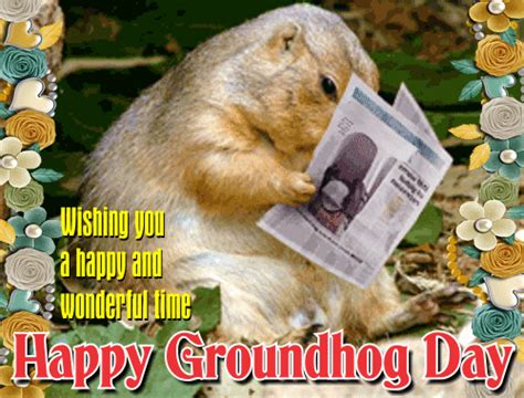 groundhog day wedding a groundhog day ecard free groundhog day ecards greeting