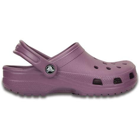 Crocs Slip On Original crocs classic shoe lilac original slip on shoe