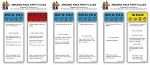 amazing race templates search results calendar 2015