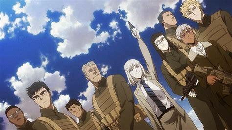 6 lagi judul anime perang terbaik yang wajib kamu coba