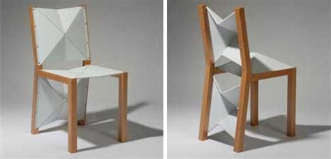 Origami Folding Furniture - sit on it 15 more marvelously modern chair designs