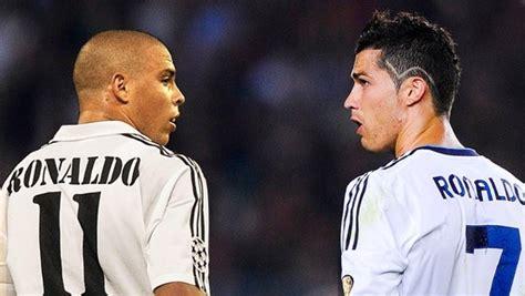ronaldo vs cristiano ronaldo a battle of soccer stars