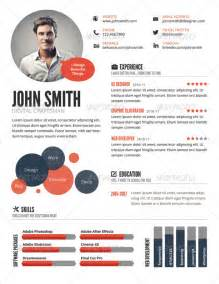 visual resume templates top 5 infographic resume templates