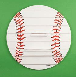 baseball shelf large 25 quot wood sports