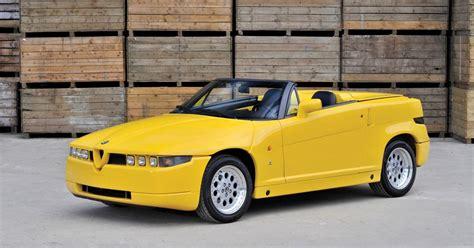 Alfa Romeo Rz by 1993 Alfa Romeo Rz By Zagato