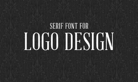 design font serif 15 best beautiful free fonts for logo design 2014