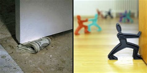 funny door stops 15 awesome and beautiful doorstops unusual things
