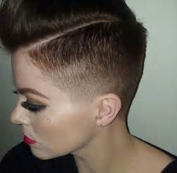 picture of womand hair tapered in back 22 female taper haircut ideas designs hairstyles