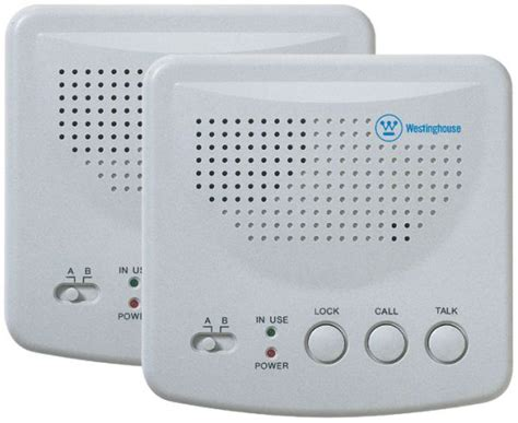 10 wireless intercom sets for clutter free communication